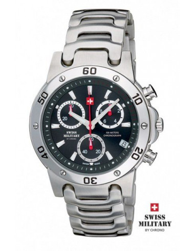 Men's Swiss Military by Chrono 20062-ST-1M watch