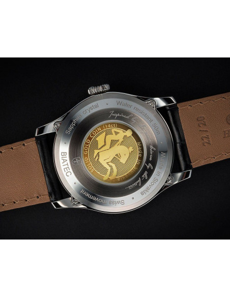 Biatec Majestic 05 Mechanical Automatic watch