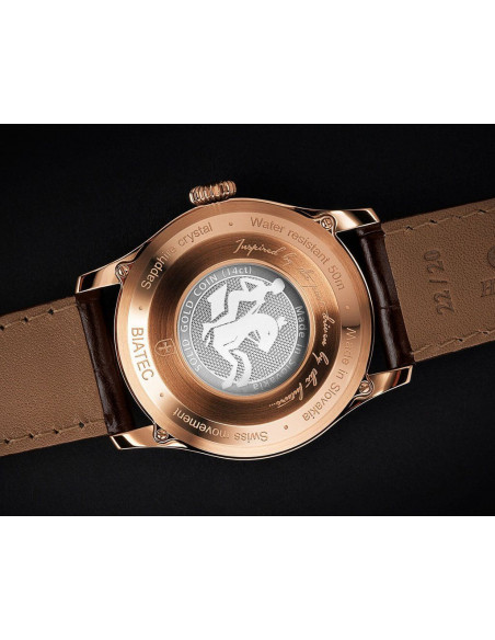 Biatec Majestic 02 Mechanical Automatic watch