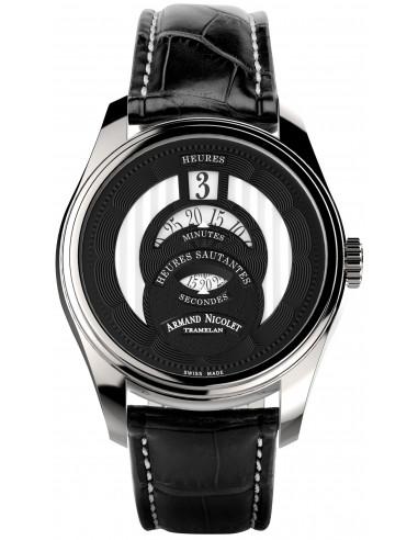 Zegarek mechaniczny Armand Nicolet A136AAA-NR-P974NR2 HS2 Collection 4892.44184 - 1
