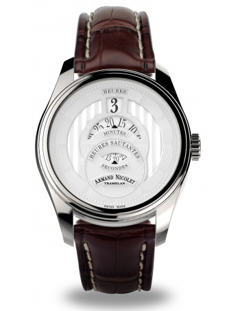 Armand Nicolet A136AAA-NR-P974MR2 HS2 Collection Mechanical Automatic watch
