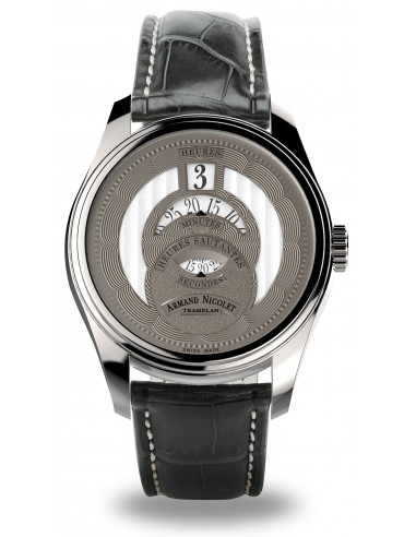Armand Nicolet A136AAA-GR-P974GR2 HS2 Collection Mechanical Automatic watch