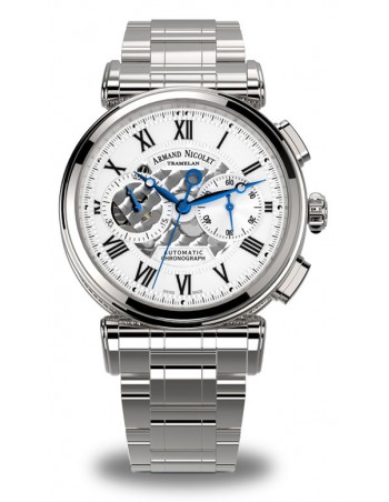 Armand Nicolet A424AAA-AG-MA2420 ARC Royal Collection Mechanical Automatic watch