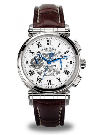 Armand Nicolet A424AAA-AG-P974MR2 ARC Royal Collection Mechanical Automatic watch