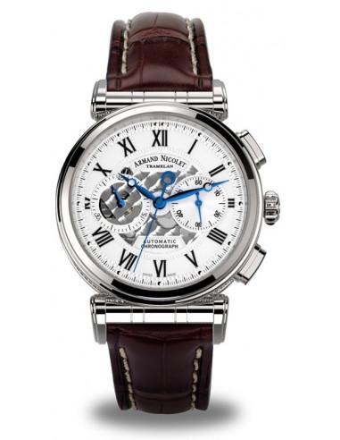 Armand Nicolet A424AAA-AG-P974MR2 ARC Royal Collection Mechaniczny automatyczny zegarek 4093.683161 - 1