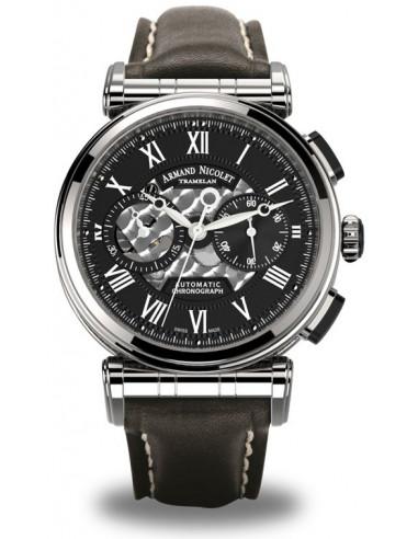 Armand Nicolet A424ANA-NR-PK2420NR ARC Royal Collection Mechaniczny automatyczny zegarek 3993.82934 - 1