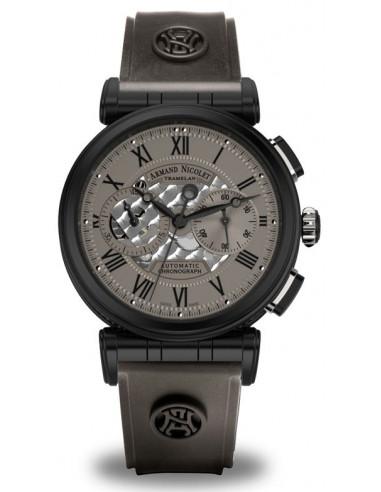 Armand Nicolet A424AQN-GR-G9660 ARC Royal Collection Mechaniczny automatyczny zegarek 3993.82934 - 1