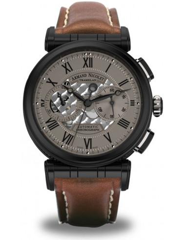 Armand Nicolet A424AQN-GR-PK2420MR ARC Royal Collection Mechaniczny automatyczny zegarek 3993.82934 - 1