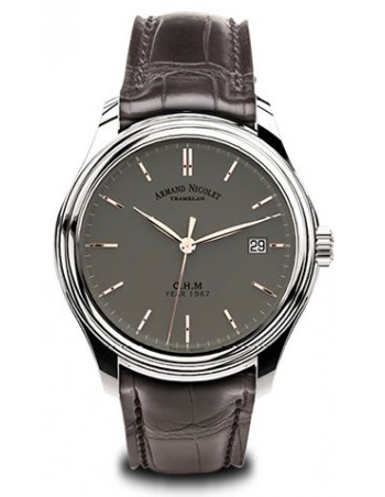 Armand Nicolet A780AAA-GS-PI0780GA L15 Collection Mechanical Automatic watch