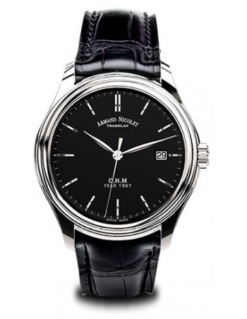 Armand Nicolet A780AAA-NR-PI0780NA L15 Collection Mechanical Automatic watch