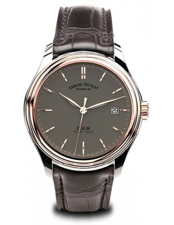 Armand Nicolet D780AAA-GS-PI0780GA L15 Collection Mechanical Automatic watch