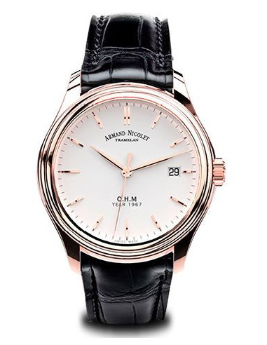 Armand Nicolet S780AAA-AS-PI0780NA L15 Collection Mechanical Automatic watch