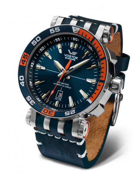 Vostok-Europe NH35/575A279 Energia Rocket watch