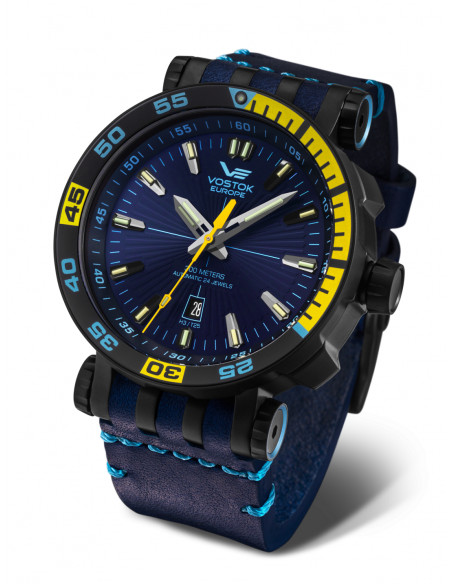 Vostok-Europe NH35/575C280 Energia Rocket watch