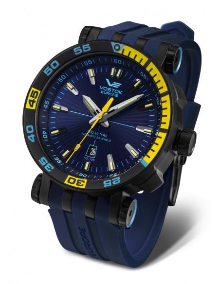 Vostok-Europe NH35/575C280 Energia Rocket watch