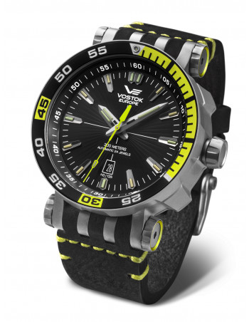 Vostok-Europe NH35/575H283 Energia Rocket watch
