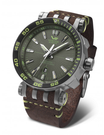 Vostok-Europe NH35/575H284 Energia Rocket watch