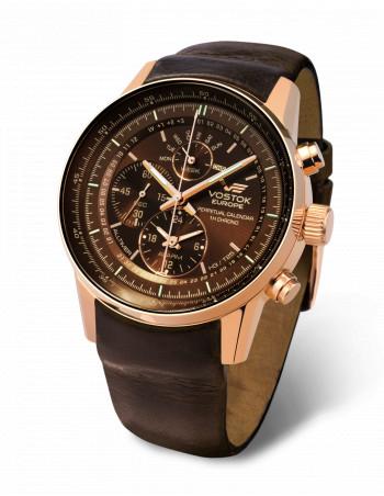 Vostok Europe YM86/565B288 GAZ 14 All Timer watch