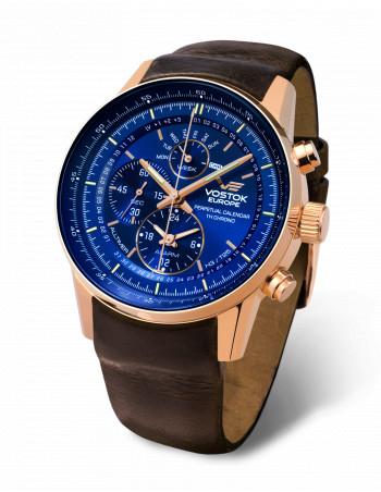 Vostok Europe YM86/565B289 GAZ 14 All Timer watch