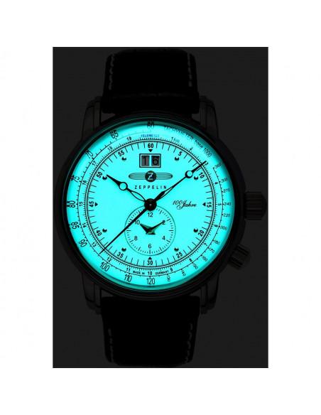 Zeppelin 8640-3 100 years watch