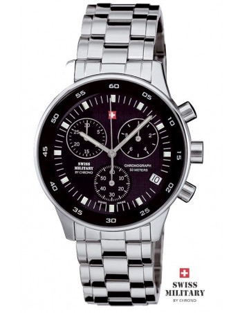 Men's Swiss Military by CHRONO 17700 ST-1M Watch