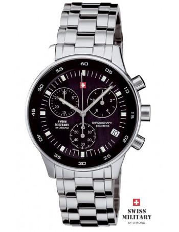 Men's Swiss Military by CHRONO 17700 ST-1M Watch