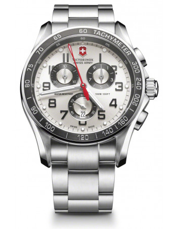 VICTORINOX Swiss Army 241445 Chrono Classic XLS Watch