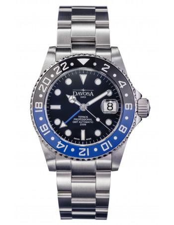 Davosa 161.571.45 Ternos Professional TT GMT automatic watch