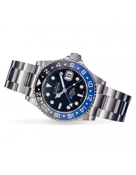 Davosa 161.571.45 Ternos Professional TT GMT automatic watch