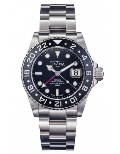 Davosa 161.571.50 Ternos Professional TT GMT automatic watch 1246.076 - 1