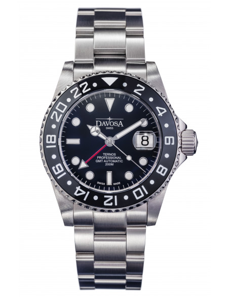 Davosa 161.571.50 Ternos Professional TT GMT automatic watch