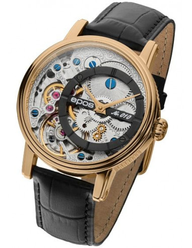 Epos 3435.313.24.15.25 OEUVRE D'ART Watch
