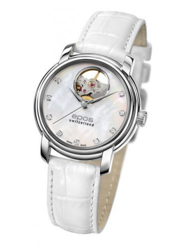 EPOS Ladies 4314.133.20.80.15 Open heart Watch