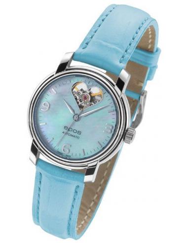 EPOS Ladies 4314.133.20.56.16 Zegarek z otwartym sercem 1288.01125 - 1