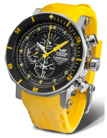 Vostok-Europe Lunokhod-2 YM86-620C505 watch