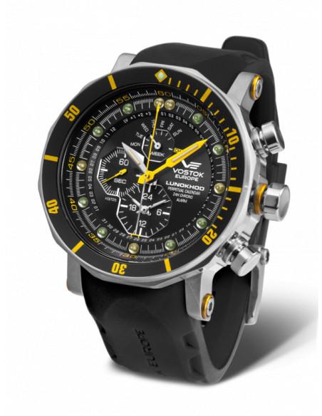 Vostok-Europe Lunokhod-2 YM86-620C505 watch
