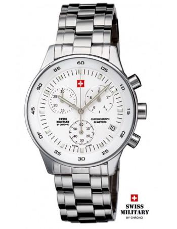 Men's Swiss Military by CHRONO 17700 ST-2M Watch