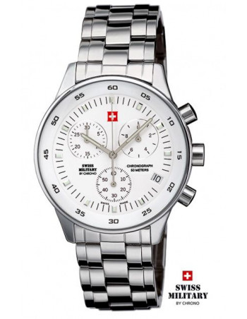 Men's Swiss Military by CHRONO 17700 ST-2M Watch