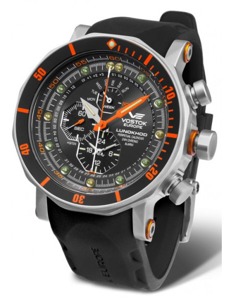 Vostok-Europe Lunokhod-2 YM86-620C506 watch