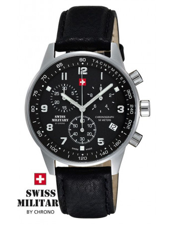 Men's Swiss Military by CHRONO 20042 ST-1L Watch