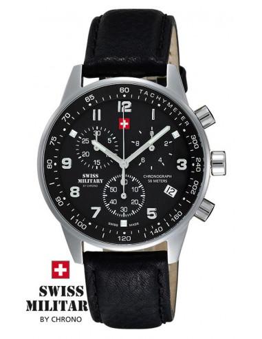 Ceasuri militare elvețiene pentru bărbați de către ceasul CHRONO 20042 ST-1L