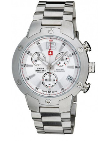 Men's Swiss Military by CHRONO 20067 ST-2M Watch