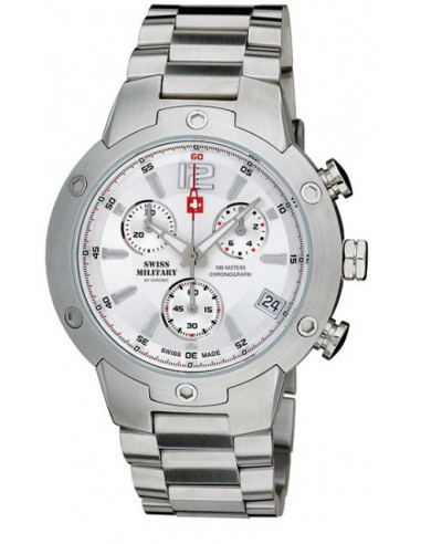 Men's Swiss Military by CHRONO 20067 ST-2M Watch