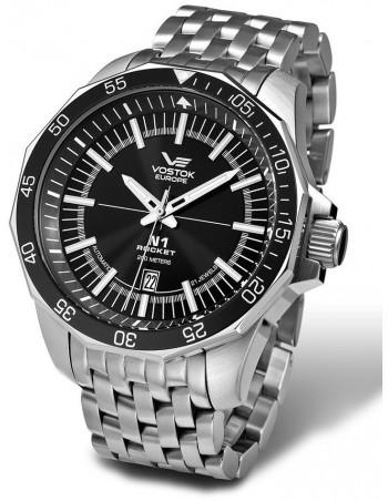 Men's Vostok Europe NH25A/2255146b N1 Rocket watch