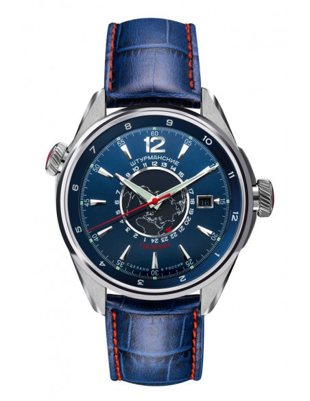 STURMANSKIE Gagarin 24 hours 2432/4571789 watch