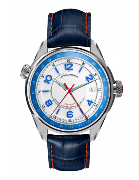 STURMANSKIE Gagarin 24 hours 2426/4571143 watch