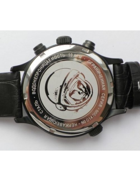 STURMANSKIE Gagarin 40 years VD53/4564466 watch