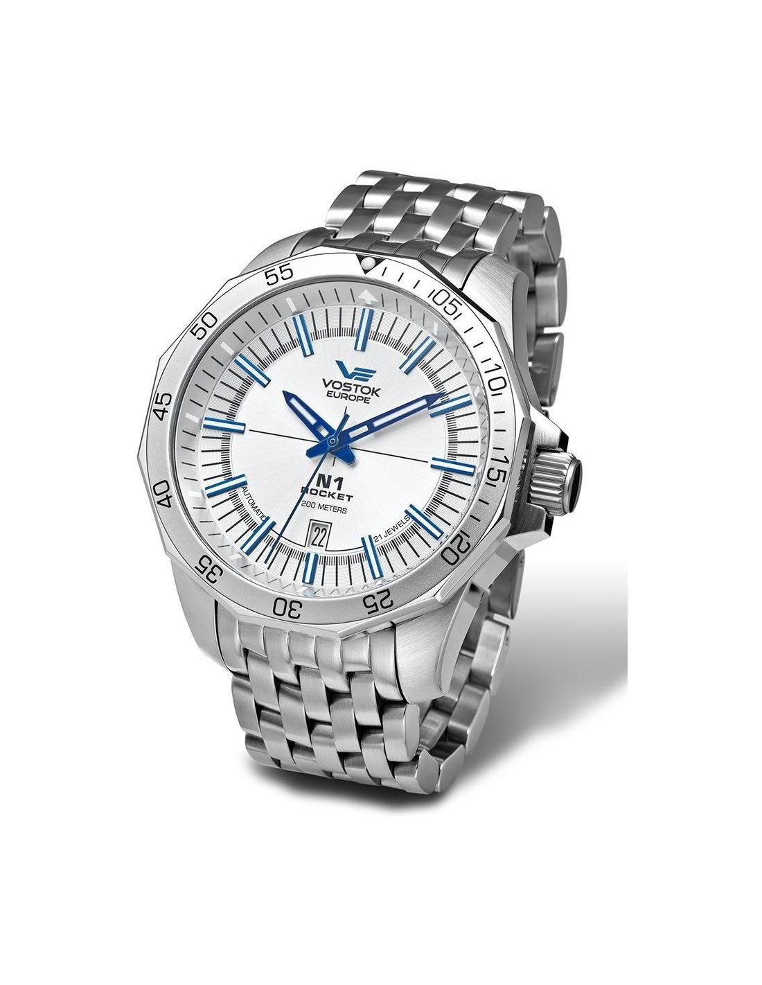 Panske hodinky Vostok Europe NH25A 2255147b N1 Rocket 7a095e897d5
