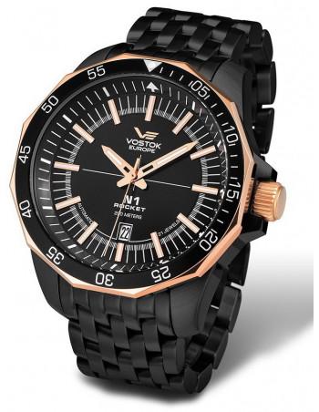 Men's Vostok Europe NH25A/2255148b N1 Rocket watch