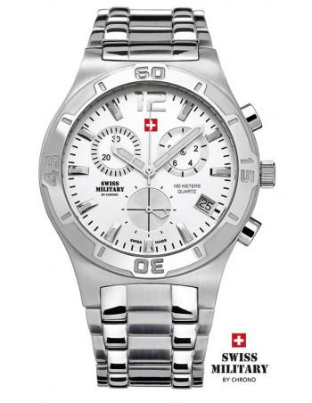 Men's Swiss Military by Chrono 20072-ST-2M watch